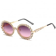 LDH Очки с/з Gold/Gray Pink 149  Color C8 HYKL0620...