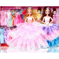 "DSPI Кукла ""Принцесса"" набор М9/SL-A1022..."