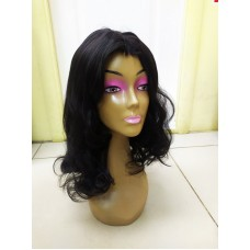 GMC Парик волнистые волосы сред. (черный) 3102/XN-...