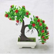 PNM Бонсай дерев.с кр.цвет.1230 red...