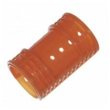 Melon PRO Бигуди пластиковые с зажимом 38*65 мм, а...
