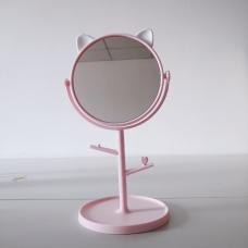 """UCC Зеркало настольное """"кошачьи ушки"""". 7..."""