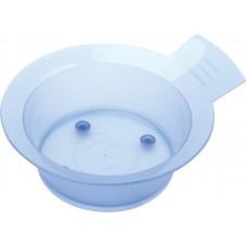 DW Чаша для краски JPP052D голубая с ручкой, резин...