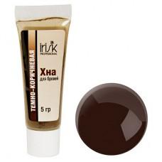 IRISK  Хна для биотатуажа бровей Темно-коричневый ...