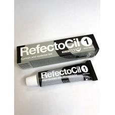 RS Краска для бровей и ресниц Refectocil №1 черная...