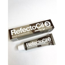 RS Краска для бровей и ресниц Refectocil №3 натур-...