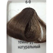 ДТ Крем-краска 6-0 Темный русый натуральный 60 мл....