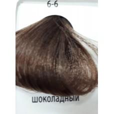 ДТ Крем-краска 6-6 Темный русый шоколадный 60 мл....