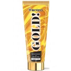 "Крем д/з SOLEO ""Золото"" Gold"" бронз..."