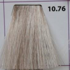 GL Крем-краска 10,76 Светлый блондин коричнево-фио...