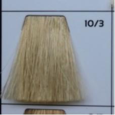 GL Крем-краска 10,3 Светлый блондин пшеничный 100 ...