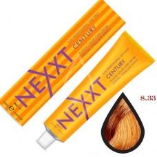 NXT Крем-краска 8,33 Светло-русый насыщенный золот...