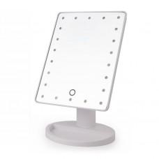A Зеркало с сенсор. экраном 16/22 см белое XR-1608...