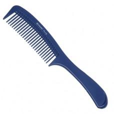 DW Расческа Dewal Beauty с ручкой, синяя 22 см DBS...