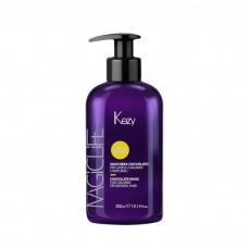 Kz ML Маска шоколадная для окрашенных волос 300 мл...