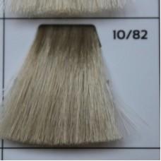 GL Крем-краска 10,82 Светлый блондин махагон-перла...