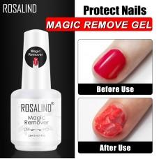 ROSALIND Magic remover (для снятия гель-лака), 15 ...
