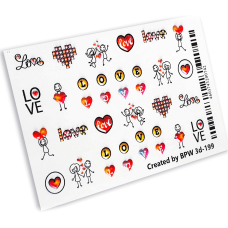 BPW 3D Слайдер-дизайн Love 3d199...