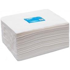 Полотенце 45*90 пачка белый спанлейс №50 Soft....