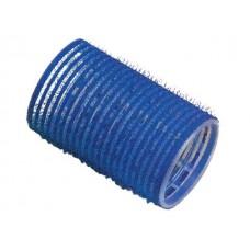 Бигуди-липучки синие d40 мм 12шт R-VTR3...