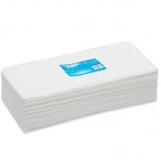 Полотенце 35*70 пачка белый спанлейс №50 Soft....