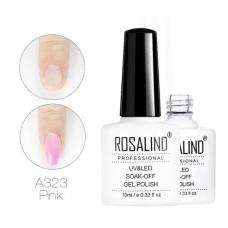ROSALIND Моделирующий гель (розовый), 10 мл RDA323...
