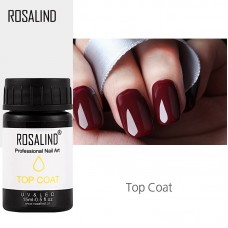 ROSALIND No wipe Top, 15 мл ( без липкого слоя,  б...